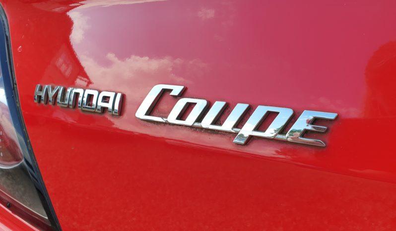 Hyundai Coupe, SIII full