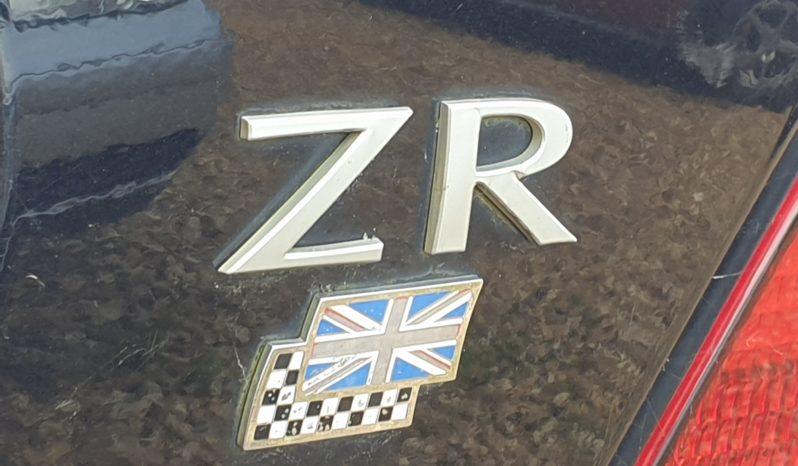 MG ZR full