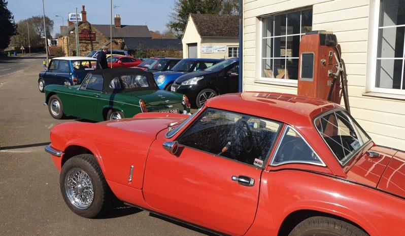 Triumph Spitfire full