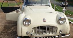 1956 Triumph TR3 Convertible