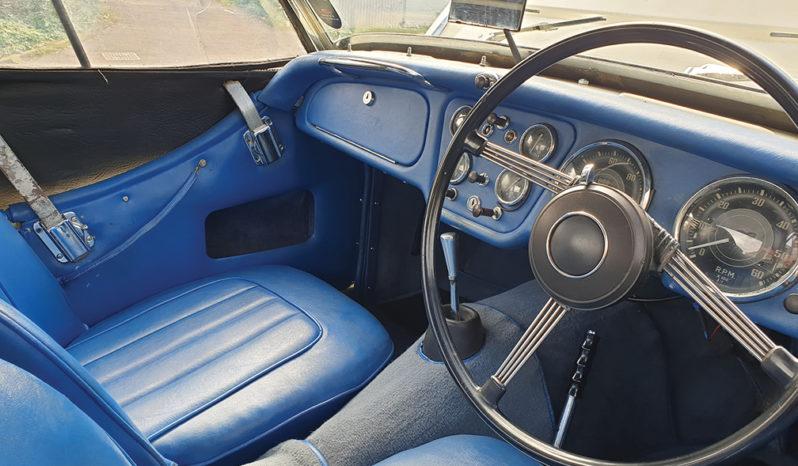 1956 Triumph TR3 Convertible full