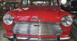 1968 Morris Mini MkII Classic