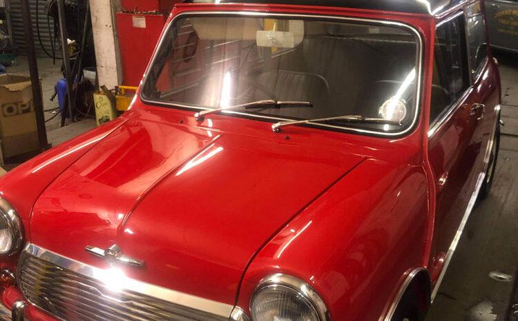 1968 Morris Mini MkII Classic full