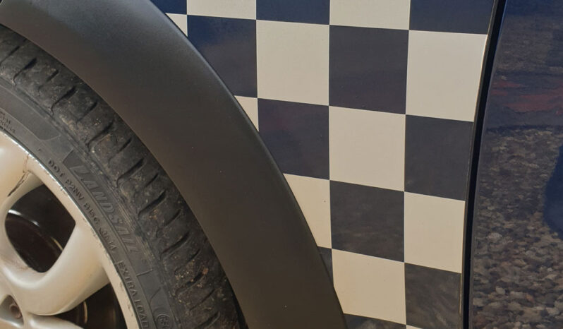 Mini Cooper S Checkmate full
